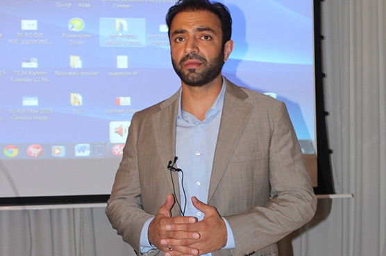 Brahamdagh Bugti's red warrant issued