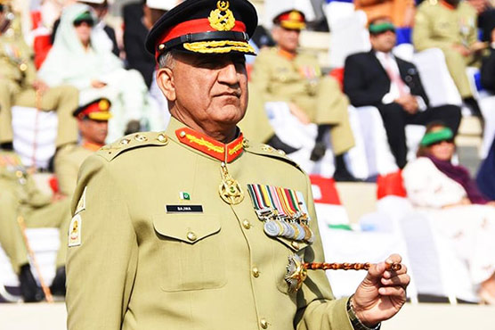 Peace will be restored in Balochistan at all costs: army chief