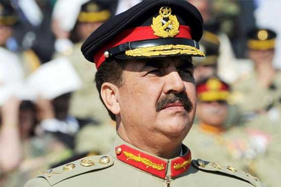 Gen Raheel Sharif appointed as chief of Saudi-led military coalition