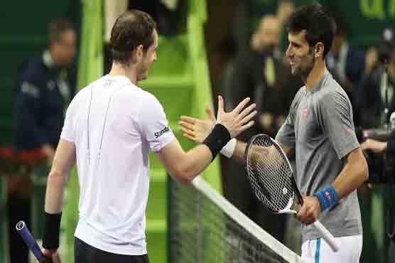 It's Murray vs Djokovic in Doha
