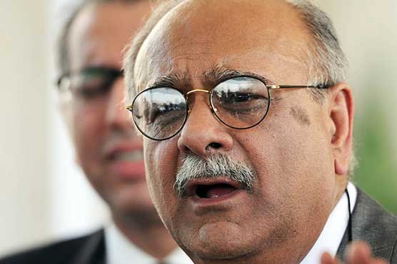 Received green signal for legal action against BCCI: Najam Sethi
