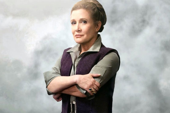 No digital Carrie Fisher planned for future Star Wars