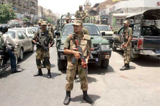 Another 800 personnel to be appointed for security of Chinese nationals in Pakistan