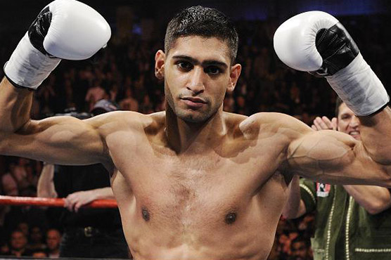 Watch Amir Khan's leaked sex tape