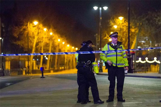Royal Navy disposes of suspected WWII bomb in London