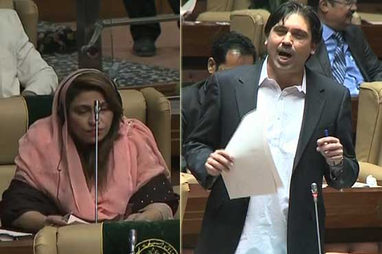 Nusrat Abbasi threatens self-immolation over verbal duel with Imdad Pitafi