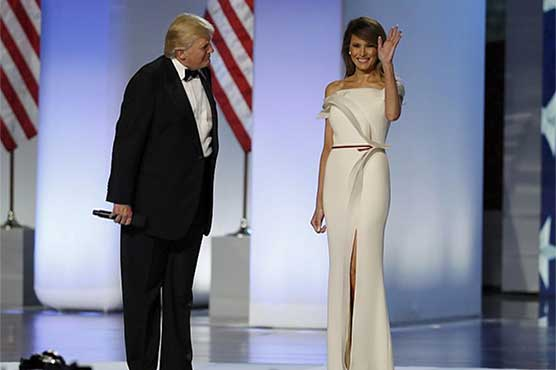 What Melania Trump, Ivanka and Tiffany wore at inauguration ball