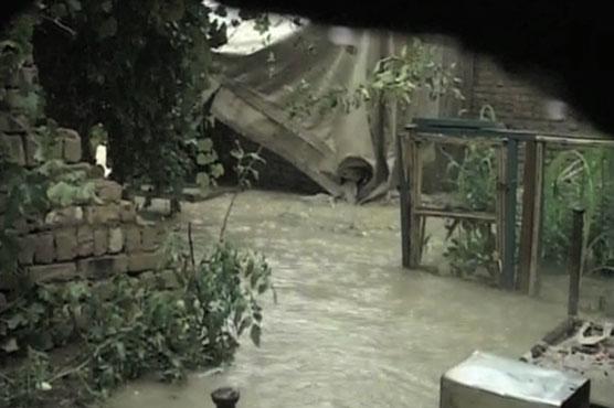 Rain, flash floods kill three, injure seven in Balochistan