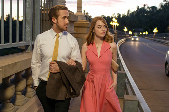 'La La Land' turns on the charm in 'not-so-white' Oscars line-up