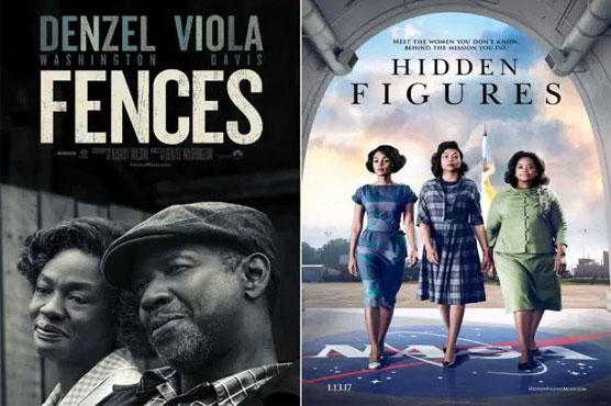 'Hidden Figures,' 'Fences' lead politically charged SAG awards