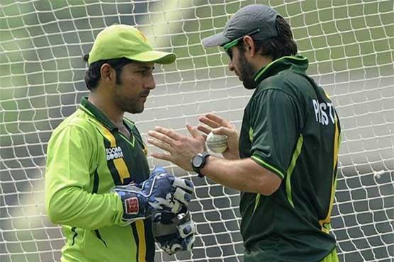 Afridi backs Sarfraz as skipper for all formats