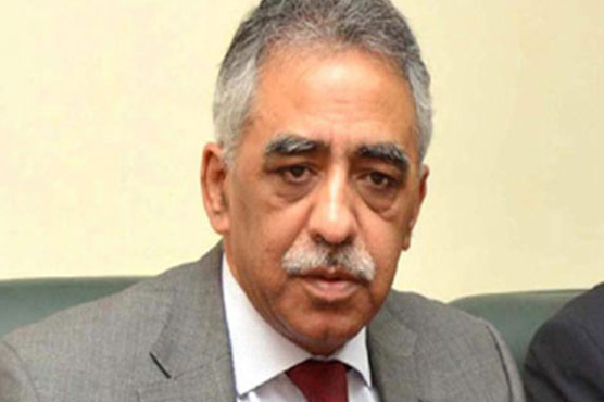 Muhammad Zubair calls on PM Nawaz