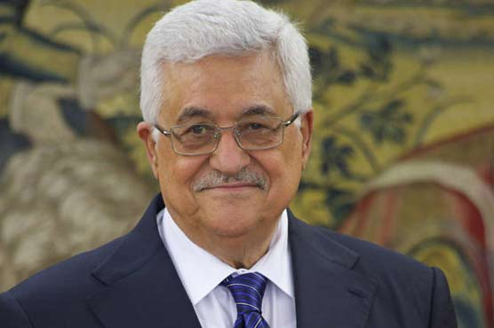 Palestinian president due in Islamabad today