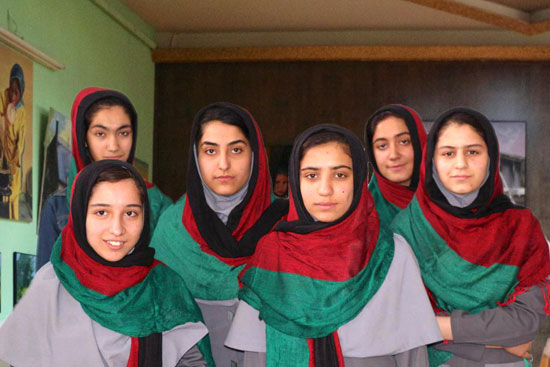 Afghan all-girl robotics team denied entry to USA for competition