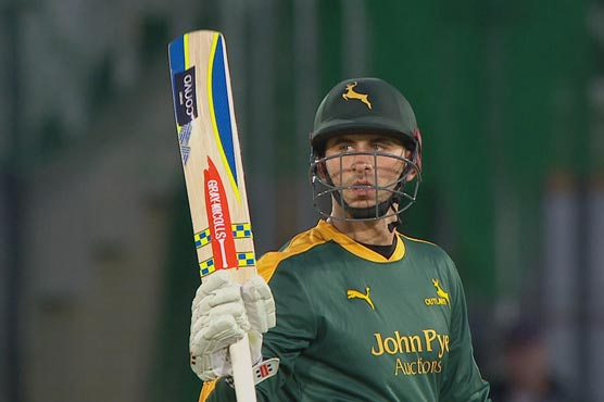 Hales's record ton powers Nottinghamshire to One-day Cup win