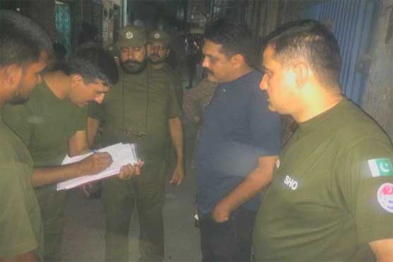 Lahore: 5 suspects arrested in police search operation