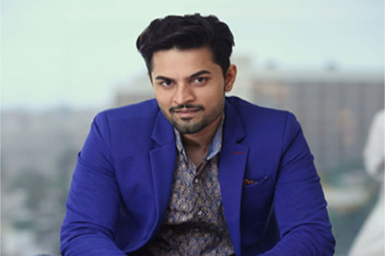 Aamiir Shah: From pageants to the big screen