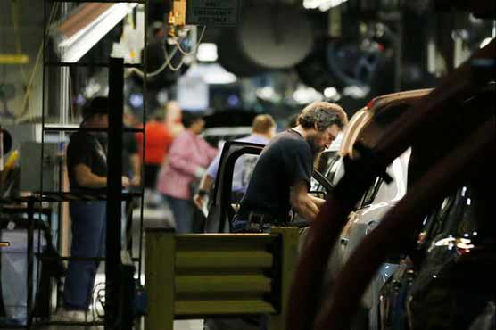 US Manufacturing-Sector Activity Accelerated in June
