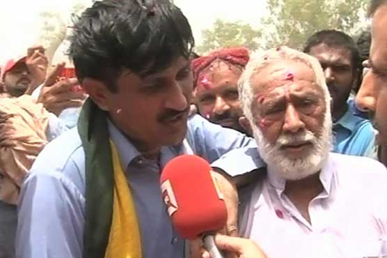 ATC accepts Jamshed Dasti's plea for bail in 2 separate cases