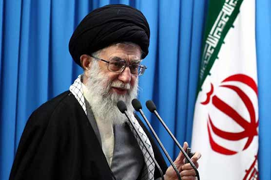 Iran's Khamenei urges formation of policy on oppression of Muslims in Kashmir