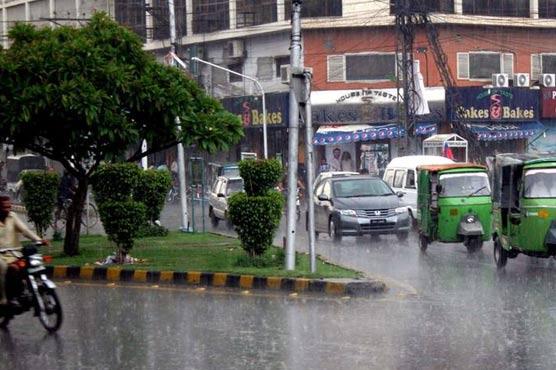 Met Office forecasts rain, risk of landslide in next 48 hours