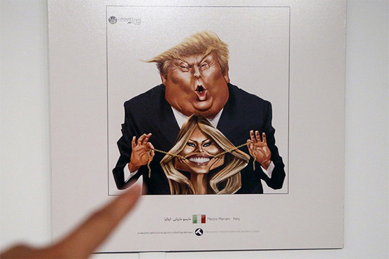 Iran holds 'Trumpism' cartoon contest to mock USA president