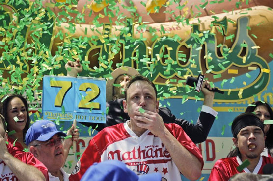 4 things to know about the Nathan's hot dog eating contest