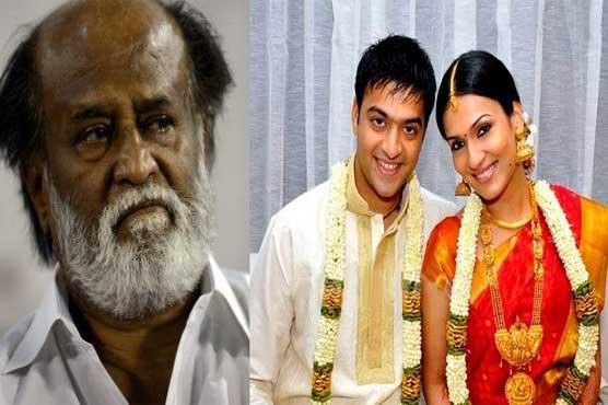 Tamil actor Rajinikanth's daughter granted divorce