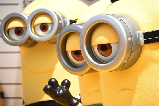 'Despicable Me 3' smashes US holiday weekend box office