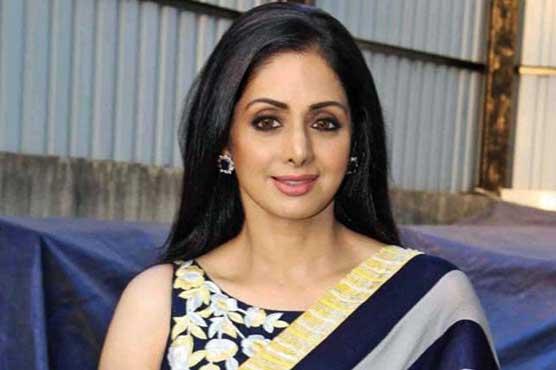 Sridevi makes shocking revelation, says she had to change clothes behind bushes