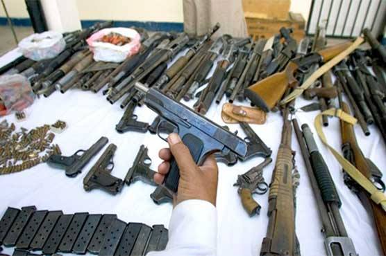 Weapons worth millions missing from police warehouses: report