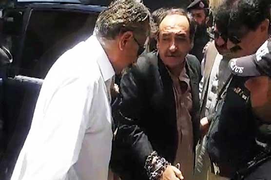 Police get five-day judicial remand of Majeed Khan Achakzai