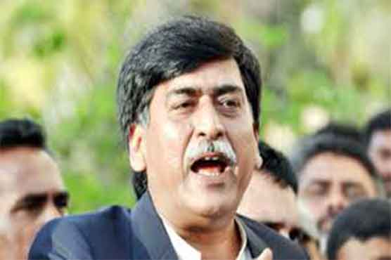 Afaq Ahmed announces his support for MQM-P in PS-114 polls