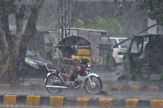 Met Office forecasts widespread rains from Sunday
