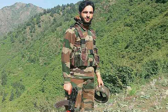 Hizbul Plans Recruitment Drive On Burhan Wani Death Anniversary