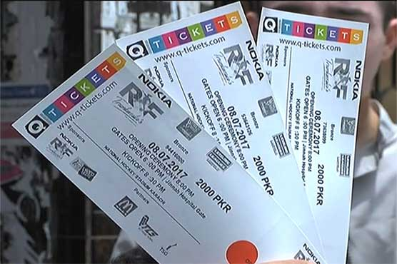 Free football tickets worth Rs2.5mn distributed in Lyari