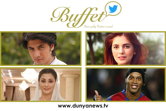 Twitter Buffet is served: Maryam Nawaz and the salute