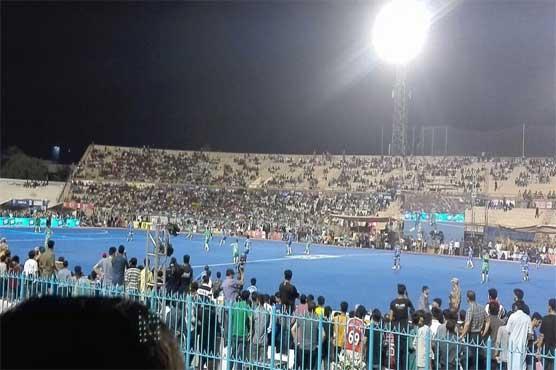 Ronaldinho's side win first exhibition match in Karachi