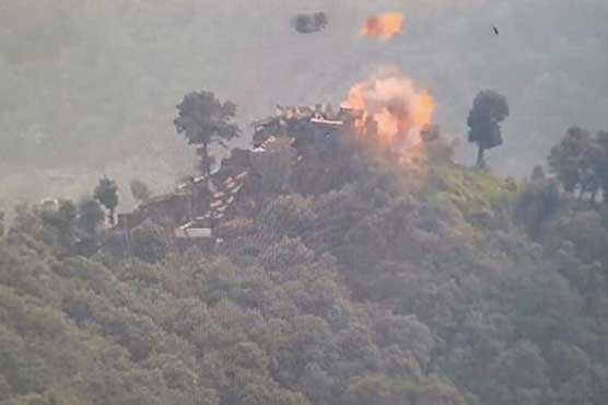Couple killed as Pak Army fires heavily in Poonch, India retaliates