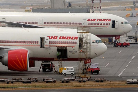 Air India to serve only veg meals on domestic flights