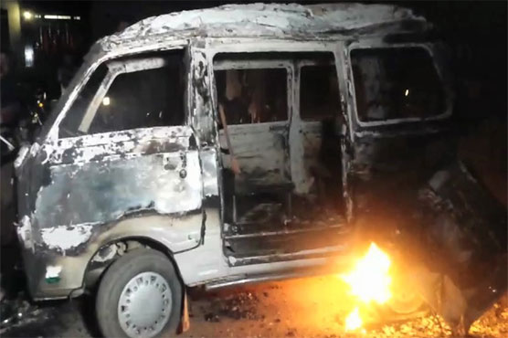 Karachi: Minor girl crushed to death by speeding van