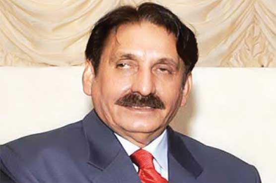 Former JC Iftikhar Chaudhry asks Nawaz to step down