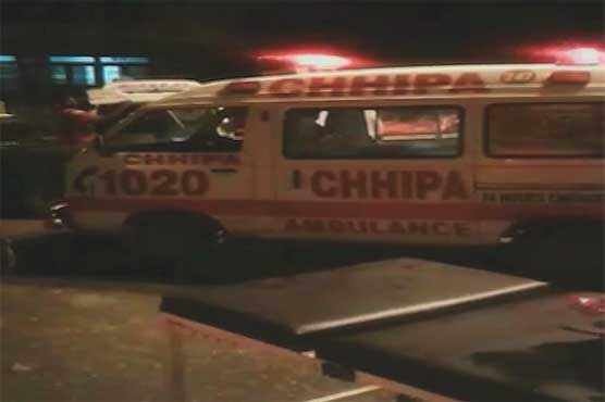 Karachi: Roof collapse kills mother, injures two sons