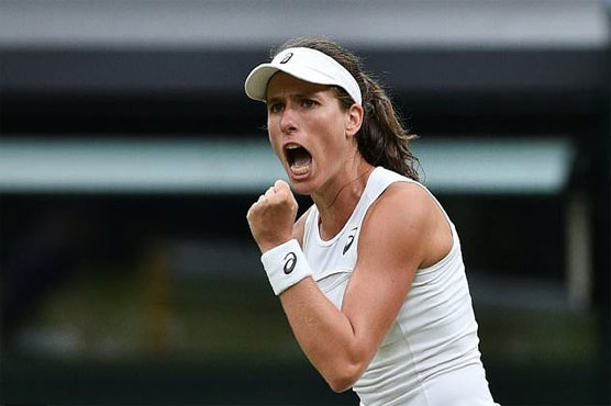 Garbine Muguruza advances to Wimbledon final in straight sets