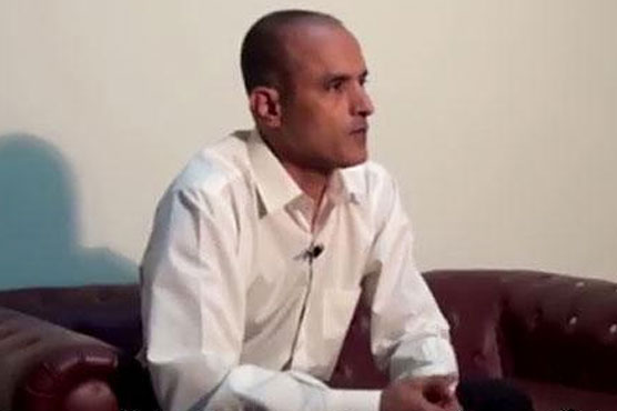 Pakistan can provide visa to the mother of Kulbhushan Jadhav