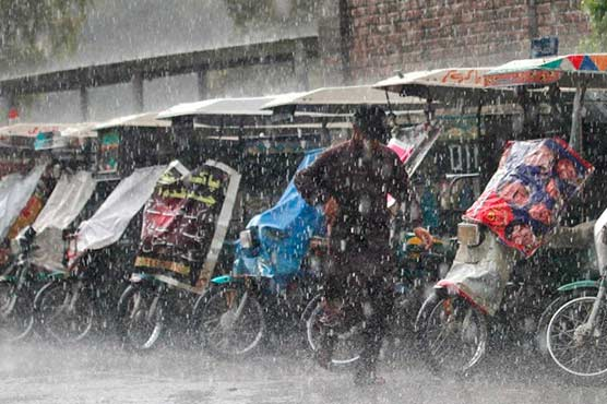 Met Office forecasts nationwide rains from Saturday