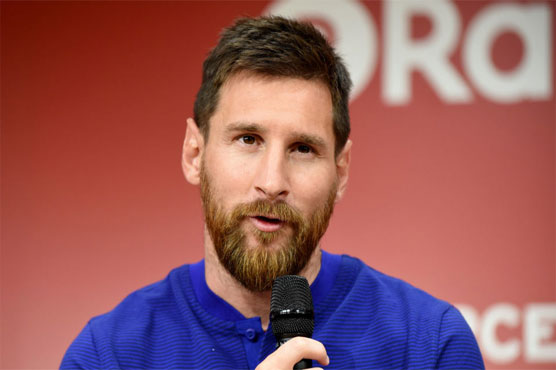 Barcelona star Messi excited by Valverde reviews