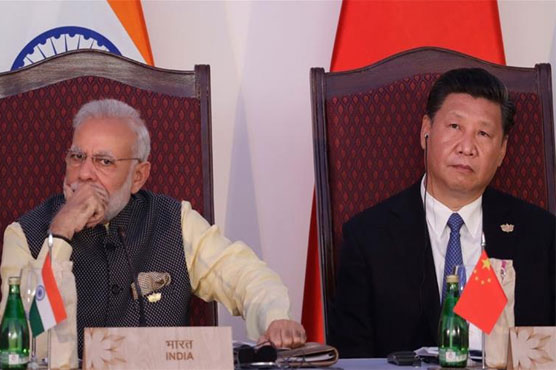 China says LoC tension in Kashmir posing a threat