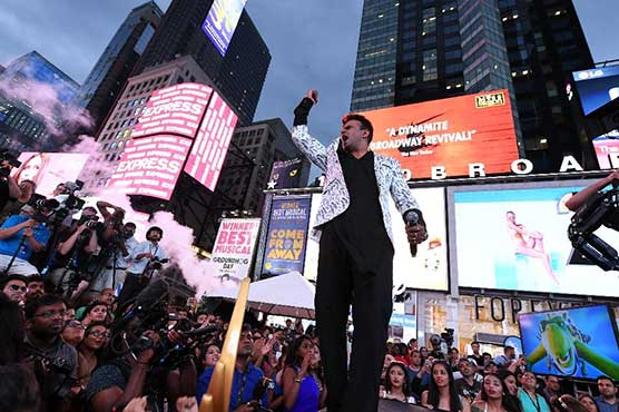 Indian film kicks off New York awards extravaganza