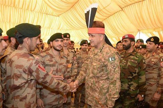 Baluchistan is in my prime focus: COAS